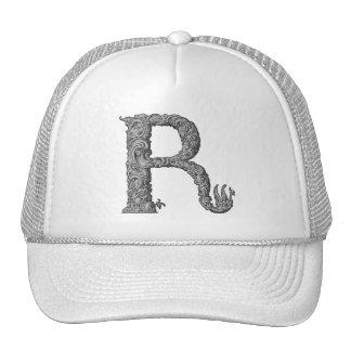 R - The Falck Alphabet (Silvery) Trucker Hat