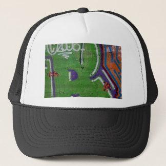 R TRUCKER HAT