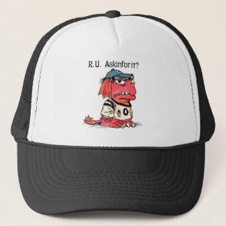 R.U. Askinforit? Mercer Mayer's Monsters T-Shirt Trucker Hat