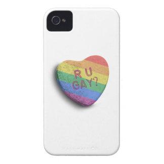 R U GAY CANDY iPhone 4 CASE