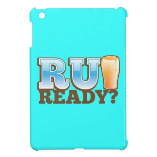¿R U listo? vidrio de cerveza iPad Mini Cobertura