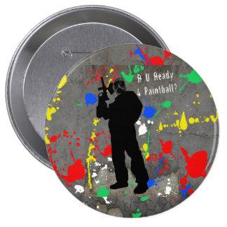 R U Ready 4 Paintball? Button