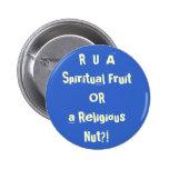 ¡R U una fruta espiritual O una nuez religiosa?! Pins