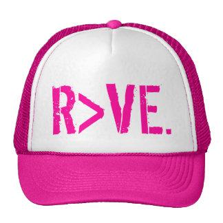 R>ve. Gorra del casquillo