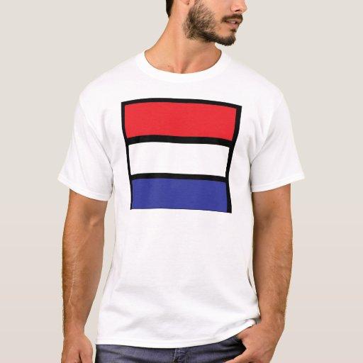 R W B T-Shirt
