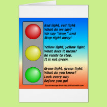 R-Y-G-lights Card