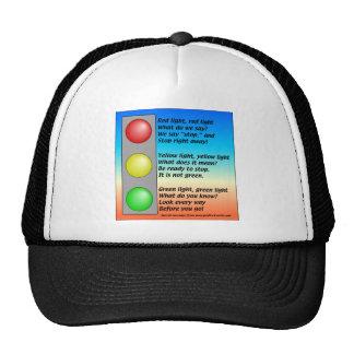 R-Y-G-lights Trucker Hat