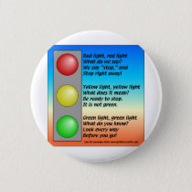 R-Y-G-lights Pinback Button