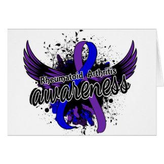 RA Awareness 16 Card
