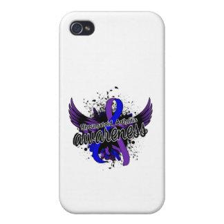 RA Awareness 16 iPhone 4/4S Case