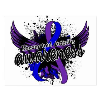 RA Awareness 16 Postcard