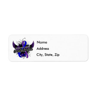 RA Awareness 16 Return Address Label
