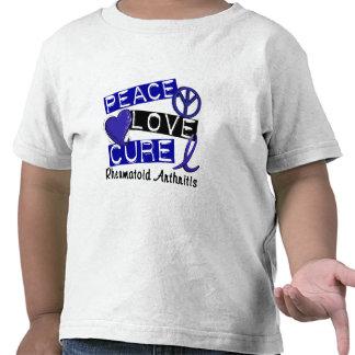RA de la artritis reumatoide de la curación del am Camiseta