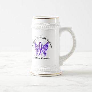 RA de la mariposa 6,1 Jarra De Cerveza