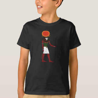 Ra dios egipcio antiguo del Sun y reyes Playera