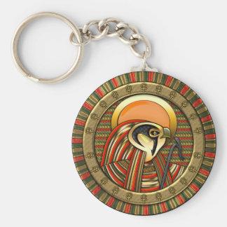 Ra egipcio de dios del sol llavero