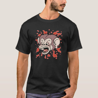 Ra Putin, The Mad Monkey T-Shirt