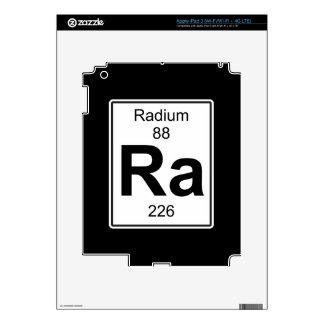 Ra - Radium iPad 3 Decal