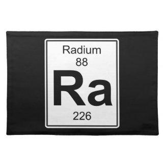 Ra - Radium Placemat