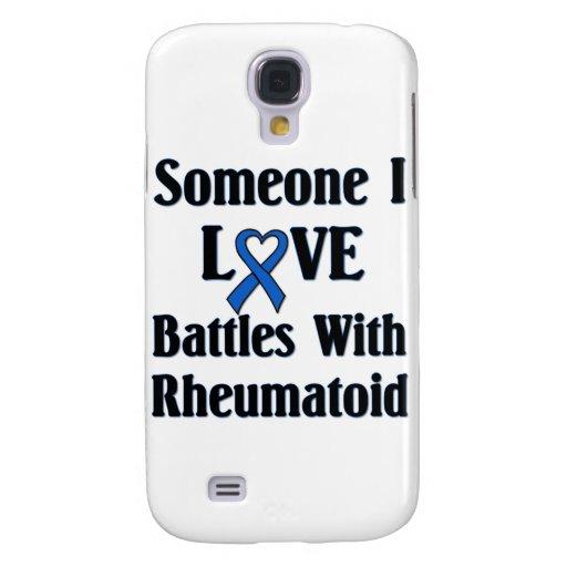 RA reumatoide Funda Para Galaxy S4