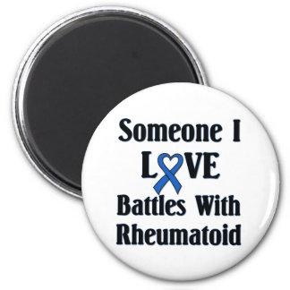 RA reumatoide Imán Para Frigorifico