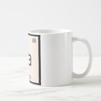 Ra - Ricotta Cheese Chemistry Periodic Table Coffee Mug