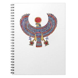 Ra Spiral Notebooks