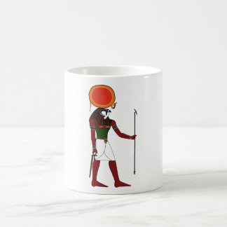 Ra the Ancient Egyptian God of the Sun and Kings Coffee Mug