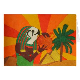 RA: The Sun God Card