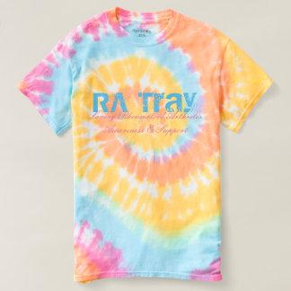 RA Tray Rheumatoid Arthritis Support T-shirt