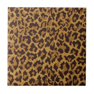 RAB Rockabilly Classic Leopard Print Tile