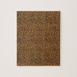 RAB Rockabilly Leopard Print Puzzle