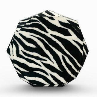 RAB Rockabilly Zebra Print Black & White Awards
