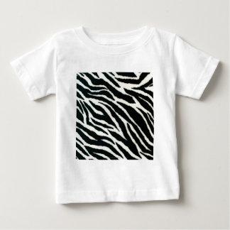 RAB Rockabilly Zebra Print Black & White Tees