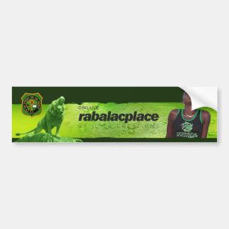 Rabalac Site Banner Bumper Sticker