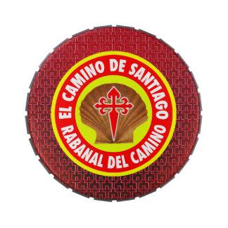 Rabanal Del Camino Candy Tin