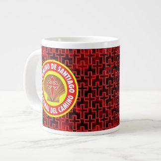 Rabanal del Camino Giant Coffee Mug