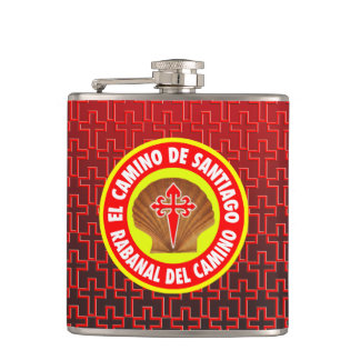 Rabanal del Camino Hip Flask