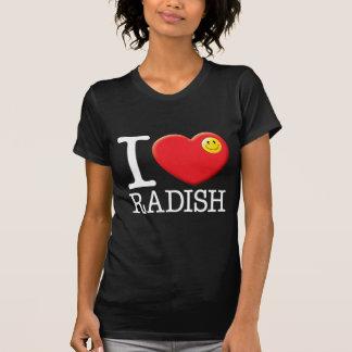 Rábano W Camisetas