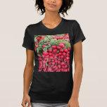 Rábanos rojos para la venta camiseta