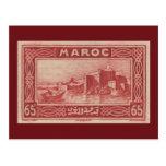 Rabat, Morocco - Postcard