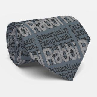Rabbi Extraordinaire Neck Tie