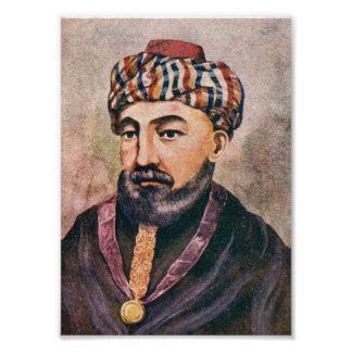 Rabbi Moses Maimonides - The Rambam Photo Print