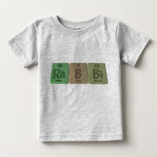 Rabbi-Ra-B-Bi-Radium-Boron-Bismuth.png Infant T-shirt