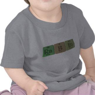 Rabbi-Ra-B-Bi-Radium-Boron-Bismuth.png Camisetas
