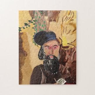 Rabbi Shimon Bar Yochai Kabbalah Puzzle