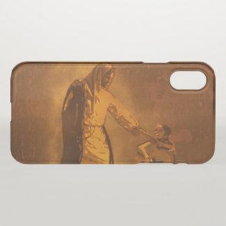 """""""Rabbi"""" Translucent iPhone X Case"""