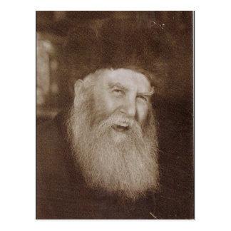 Rabbi Yosef Yitzchak Schneersohn Postcard