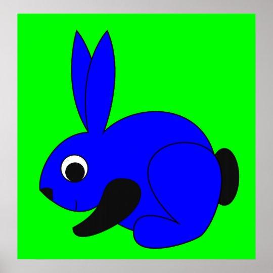 Rabbini - The Baby Rabbit Poster