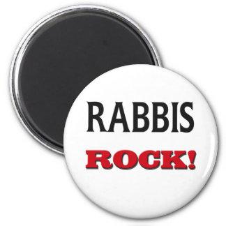 Rabbis Rock Fridge Magnet